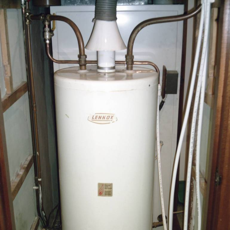 Water Heating